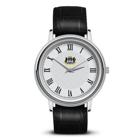 Сувенирные наручные часы с надписью Тюмень watch 9