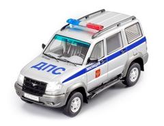 UAZ-3163 Patriot 2010 DPS Road Police DIP 1:43