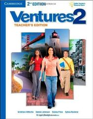 Ventures Second Edition 2 Teacher's Edition with Assessment Audio CD/CD-ROM