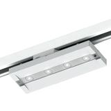 Трековые аварийные светодиодные светильники на шинопровод UP LED TRACK Beghelli