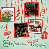 Сборник / Verve Wishes You A Swinging Christmas (4LP)