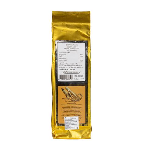 Чай зеленый со вкусом Женьшеня, 100 гр.