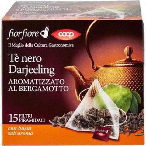 Çay \ Чай \ Black Tea Coop (paket) 15 ədəd
