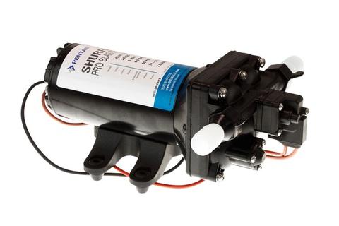 Помпа водоподающая мембранная Shurflo ProBlaster II Deluxe, 24 В
