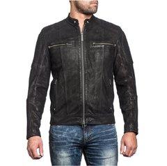 Куртка кожаная FURY ROAD