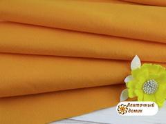 Фетр мягкий корейский оранжевый RN08
