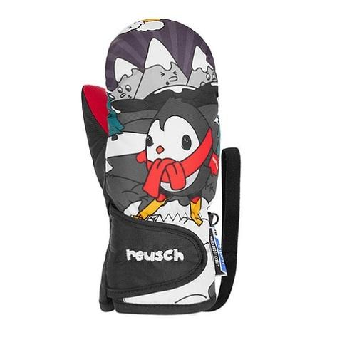 Варежки Reusch Snowy R-TEX® XT Mitten (пингвин)