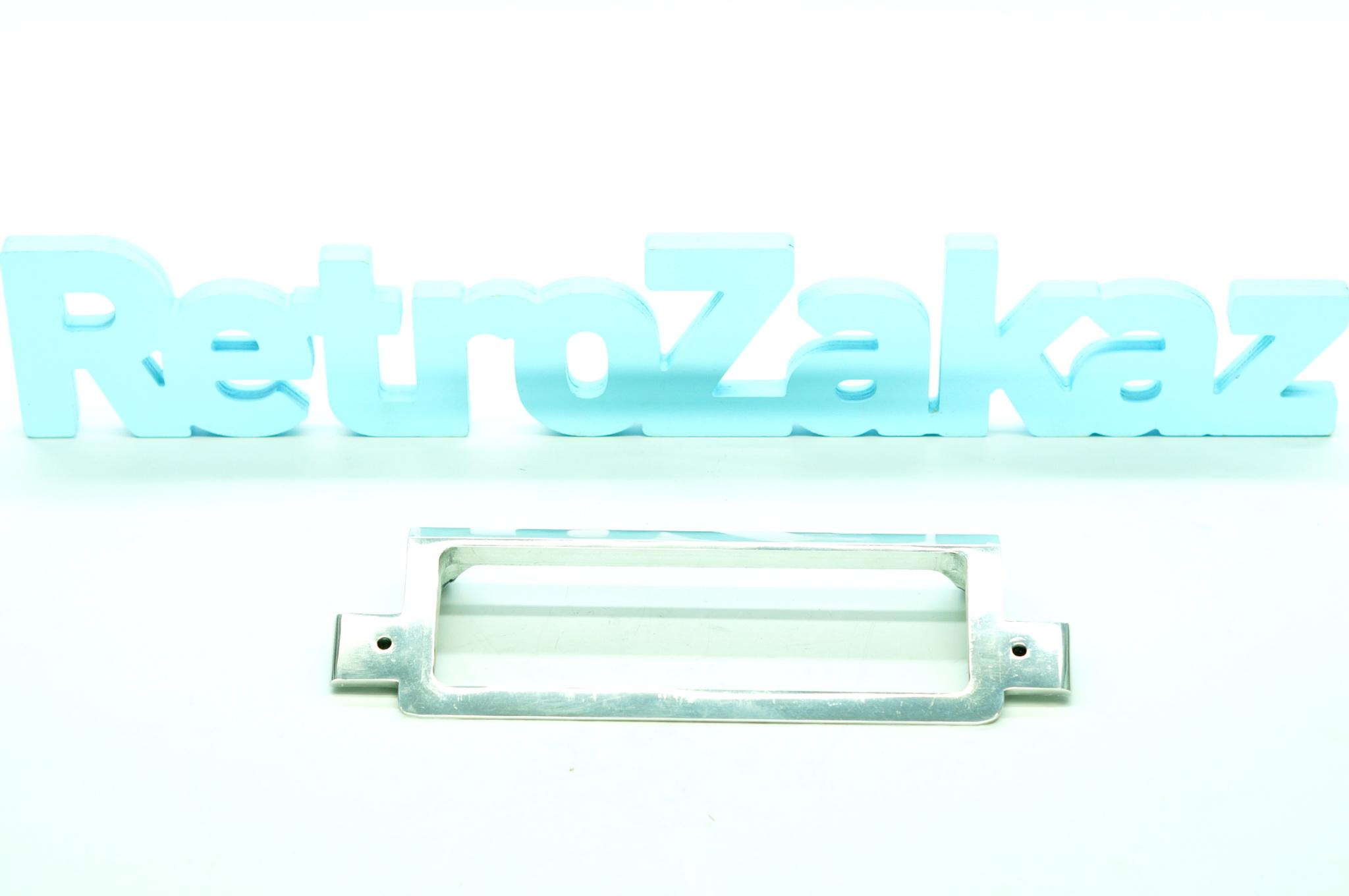 Рамка для установки современной магнитолы Газ 21