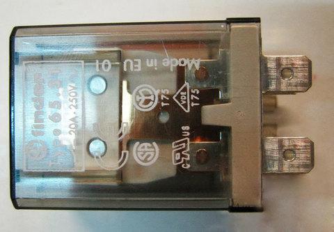 Силовое реле Harvia ZSL-760 для печи Club Combi