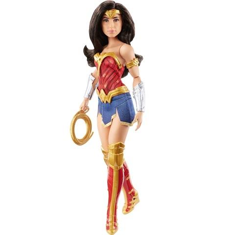 Чудо-Женщина 1984 Кукла в Супергеройском облике