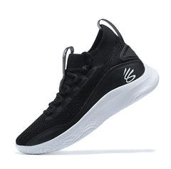 Curry Flow 8 'Black/White'