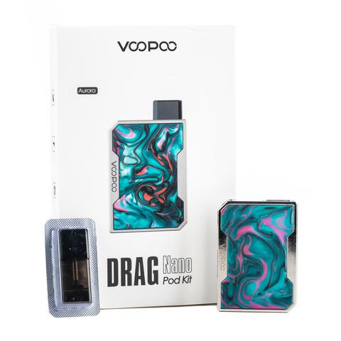 Набор VOOPOO Drag Nano 750mAh Pod Kit VP-029A Aurora