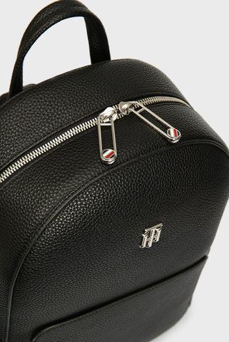 Женский черный рюкзак TH ESSENCE Tommy Hilfiger