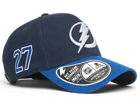 Бейсболка NHL Tampa Bay Lightning № 27