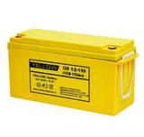Аккумулятор YELLOW GB 12-150 ( 12V 150Ah / 12В 150Ач ) - фотография