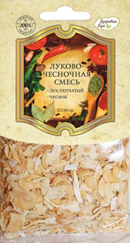Луково-чесночная смесь 'Здоровая еда', 90г