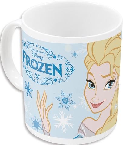 Холодное сердце Кружка керамическая — Cup Frozen