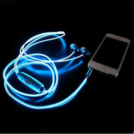 Это интересно Светящиеся наушники Earphone (EL свечение) 68bf2cefbeb8909b7ec563008c584a70.jpg