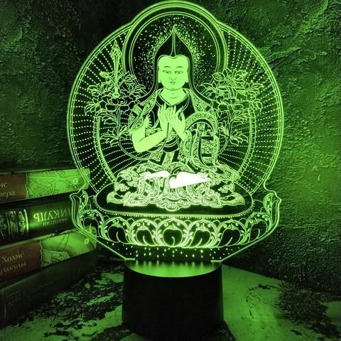 Ночник Будда