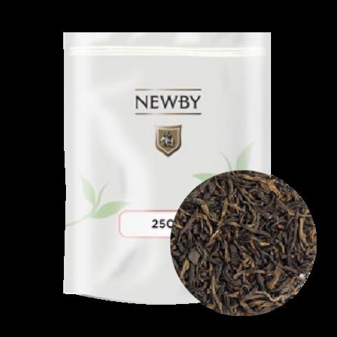 Чай Newby Премиум Пу Эр в пакетах 1/250г