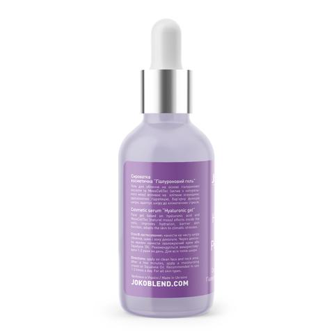 Сироватка для обличчя Hyaluronic Acid Gel Pure Power Joko Blend 30 мл (3)