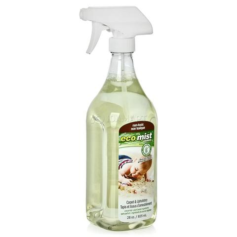 Eco Mist Средство для чистки ковров и обивочной ткани  Carpet &Upholstery, 825 мл