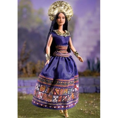 Барби Куклы Мира принцесса Инков