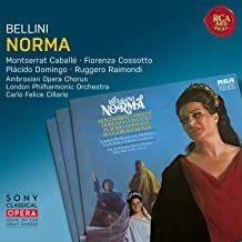 CABALLE, COSSOTTO, DOMINGO, RAIMONDI, CILLARIO:  Norma (Remastered)