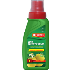 Bona Forte 285 мл. для цитрусовых удобрение