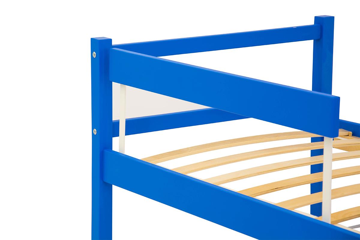 "Бортик для кровати ""Svogen синий"""