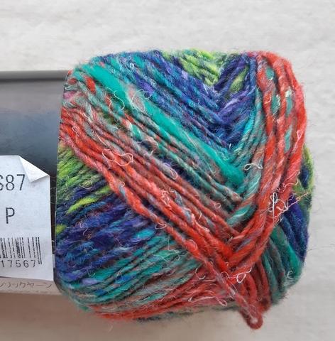 Noro Silk Garden Sock 087