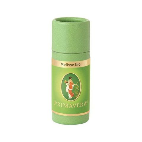 Эфирное масло Мелиссы био Primavera, 5 мл