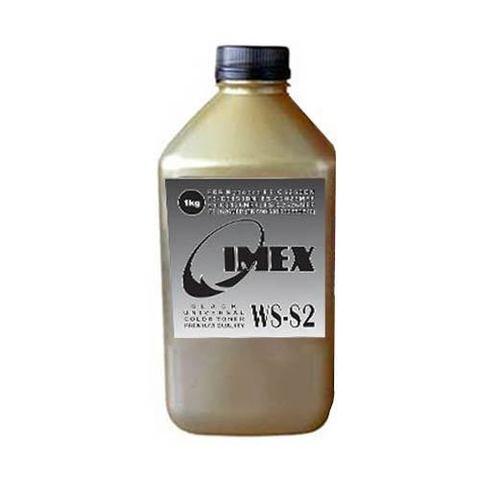 Тонер IMEX WS-S2-K черный для Kyocera FS Color, универсальный 1000 гр.