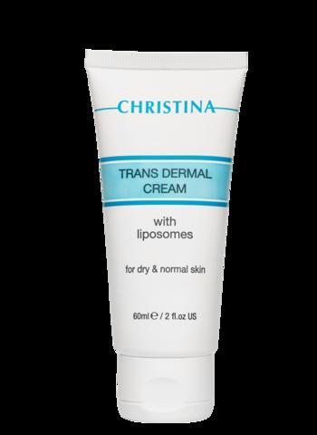 Christina Трансдермальный крем с липосомами  | Trans Dermal Cream with liposomes