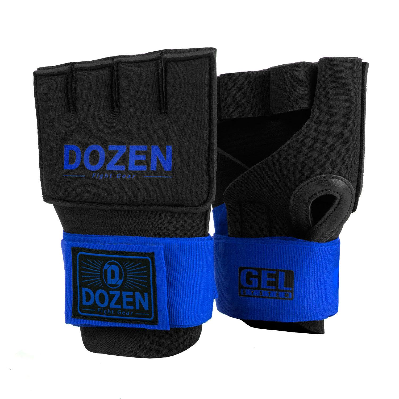 Быстрые бинты синие Dozen Prime Gel главный вид