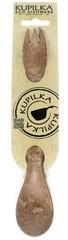Ложка-вилка Kupilka Spork 225, коричневый