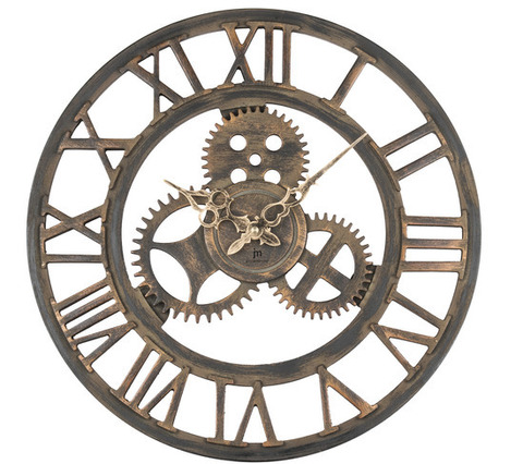 Настенные часы Lowell 21458
