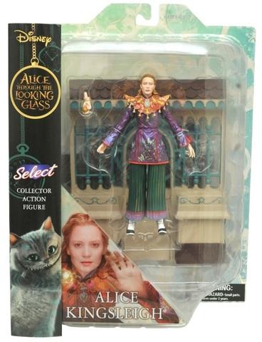 Алиса в Зазеркалье Селект фигурка Алиса