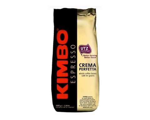 Кофе в зернах Kimbo Crema Perfetta, 1 кг