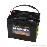 Аккумулятор автомобильный Deka Ultimate 734MF  ( 12V 85Ah / 12В 85Ач ) - фотография