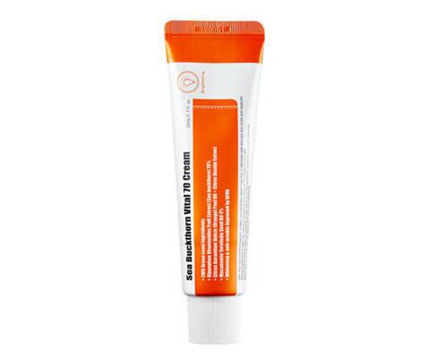 Купить PURITO Sea Buckthorn Vital 70 Cream - Крем с Витамином С