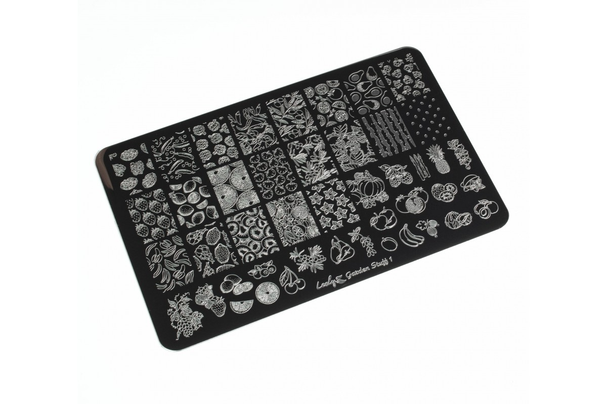 Пластина LESLY 9,5x14,5см Garden Stuff