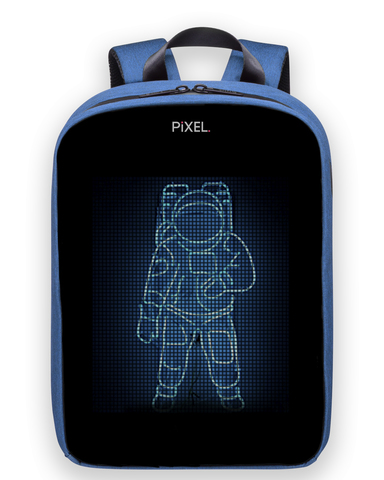 PIXEL PLUS -  Indigo (синий)