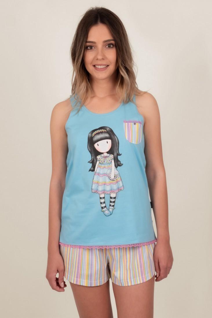 Пижама женская с шортами SANTORO (Испания) All Things Nice 54457