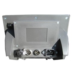 Весы платформенные СКЕЙЛ СКП 1000-1215, 1000кг, 500гр, 1200х1500, RS-232, стойка (опция), с поверкой, выносной дисплей