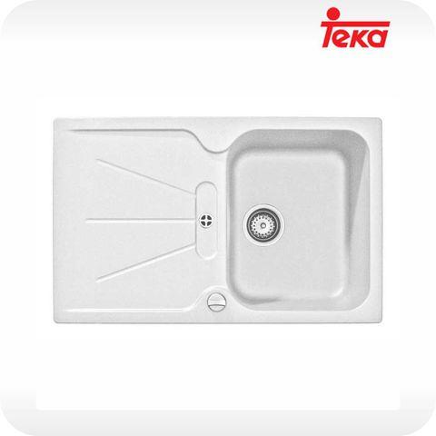Мойка кухонная TEKA Cara 45 B-TG Белый