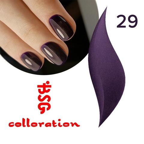 BSG Colloration, №29