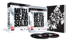 Metal Gear Solid: The Legacy Collection (1987-2012) (PS3, английская версия)