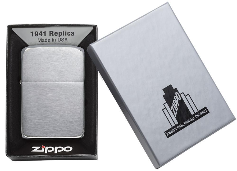 Зажигалка Zippo Replica (1941)