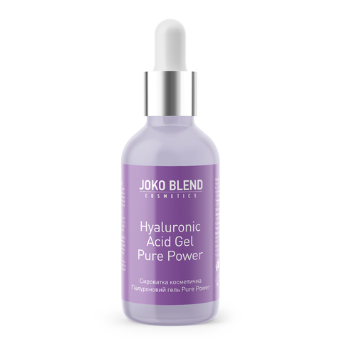 Сироватка для обличчя Hyaluronic Acid Gel Pure Power Joko Blend 30 мл (1)